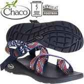 Chaco ZCW02_HC43柳織馬褂 女越野運動涼鞋-Z2夾腳款 休閒鞋 東山戶外
