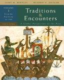 二手書博民逛書店《Traditions & Encounters, Volume 1 From the Beginning to 1500.》 R2Y ISBN:9780073330624