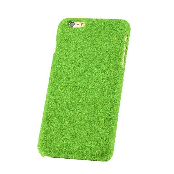iPhone 6/6s Plus 手機殼 日本 獨家代理 草地/草皮/公園/代代木 硬殼 5.5吋 Shibaful -代代木公園