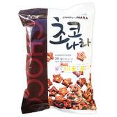 韓國 星星巧克力餅乾 30g【櫻桃飾品】【27106】
