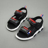 男童涼鞋2018新款韓版夏季小童中大童小孩童鞋男孩兒童寶寶沙灘鞋  良品鋪子