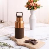 HYDY 時尚保溫水瓶 摩卡-古銅金瓶 360ml