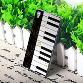 Sony Xperia Z5 Compact Premium E6653 E6853 mini E5823 Z5C Z5P 手機殼 硬殼 鋼琴琴鍵