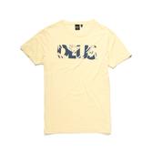 Deus Ex Machina Miyagi Caps Tee T恤-男/女(黃)