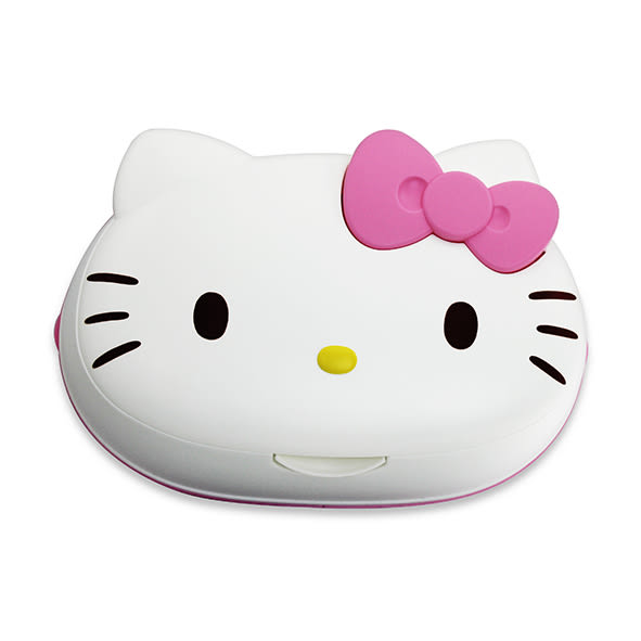 KITTY純水盒裝溼巾-80枚 JZ48230