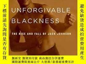 二手書博民逛書店Unforgivable罕見BlacknessY364682 Geoffrey C. Ward Vintage