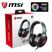 【MSI 微星】Immerse GH50 電競耳機