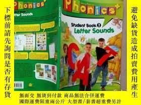 二手書博民逛書店Phonics罕見Student Book 1 letter s