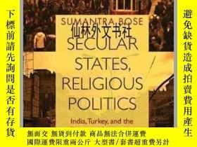 二手書博民逛書店【罕見】 Secular States, Religious P