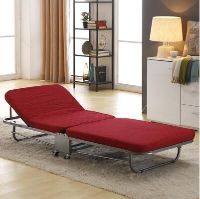 免安裝辦公室午休摺疊單人床