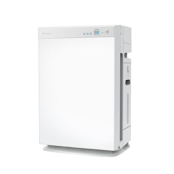 【南紡購物中心】【DAIKIN 大金】15.5坪 美肌保濕雙重閃流空氣清淨機 MCK70VSCT-W