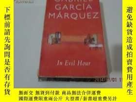 二手書博民逛書店Gabriel罕見Garcia Marquez in evil