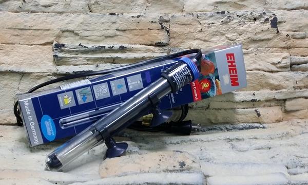 【西高地水族坊】德國伊罕 EHEIM (JAGER) 耶格防爆數字型自動加溫管(保固3年)300w全新包裝