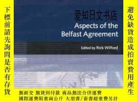 二手書博民逛書店【罕見】2001年出版 Aspects Of The Belfa