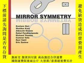 二手書博民逛書店【罕見】Mirror SymmetryY236371 Kentaro Hori; Sheldon Katz;