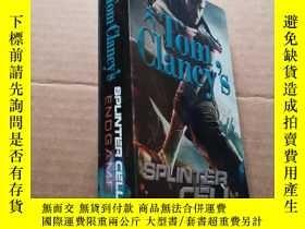二手書博民逛書店Tom罕見Clancys Splinter Cell ENDGAMEY277652 David Michael