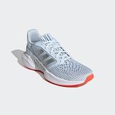 Adidas Ventice女款水藍色透氣慢跑鞋-NO.EH1141