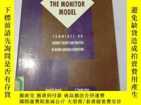 二手書博民逛書店BEYOND罕見MONITOR MODEL: COMMENTS