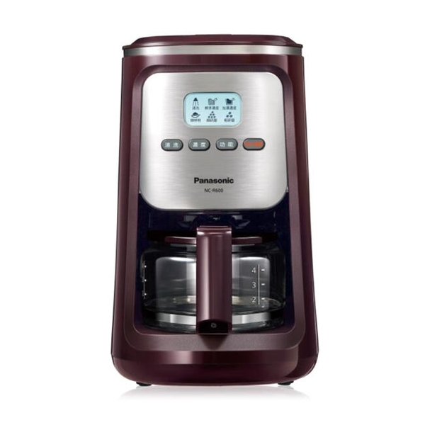 *新家電錧*【Panasonic國際NC-R600】美式咖啡機