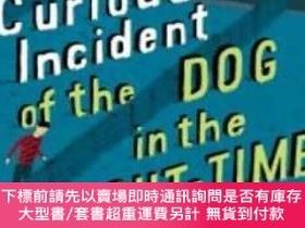 二手書博民逛書店The罕見Curious Incident of the Dog in the Night-time (Vinta
