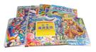 親子創意學習遊戲書(7書+7CD)