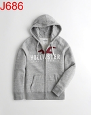 HCO Hollister Co. 男 帽T外套 J686