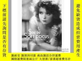 二手書博民逛書店Sin罕見in Soft Focus: Pre-Code Hol