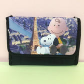【震撼精品百貨】史奴比Peanuts Snoopy ~SNOOPY萬用手冊收納包-巴黎鐵塔#21413