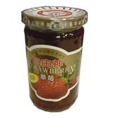 自由神微甜草莓果醬400g【愛買】