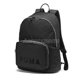 Puma 後背包 Originals Backpack 黑 男女款 運動休閒 【PUMP306】 07664501