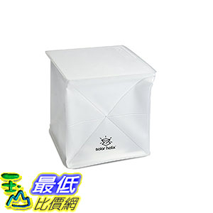 [美國直購] Solight Helix1A 太陽能燈 白燈 防水摺疊LED燈 Design SolarHelix Portable Compact LED Solar Lantern