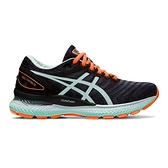 Asics Gel-nimbus 22 [1012A587-003] 女鞋 慢跑 運動 休閒 輕量 緩震 亞瑟士 黑 綠