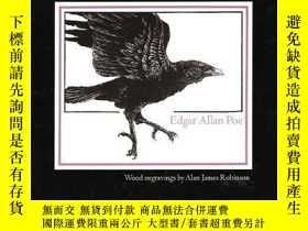 二手書博民逛書店The罕見RavenY256260 Edgar Allan Poe Northeastern Universi