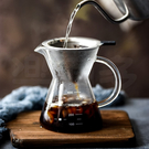 手沖咖啡分享壺400ml KF-019 咖啡 手沖咖啡