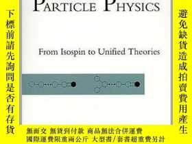 二手書博民逛書店Lie罕見Algebras In Particle Physics---From Isospin to Unifi