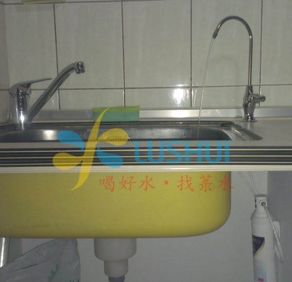3M S003 Filtrete極淨便捷系列3US-S003-5生飲淨水器(除鉛配方)+贈送前置SQC PP濾心3PS-S001-5