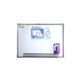 成功   1X1.5  磁白板 (灰框)