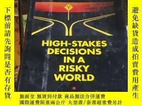 二手書博民逛書店judgment罕見calls : high-stakes de