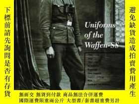 二手書博民逛書店Uniforms罕見Of The Waffen-ss 1942-1945 Ski Uniforms, Overco