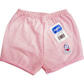 Japlo佳兒樂 夏季內著特賣 四角短褲(0-6個月)粉紅色3入【德芳保健藥妝】