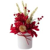 盆花擺飾 奼紫嫣紅 大尺寸款