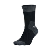 Nike SB Elite Skate Crew Socks [SX5007-010] 男 中筒襪 運動 透氣舒適 黑灰