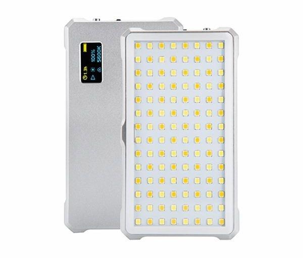【聖影數位】麗能 LituFoto LED 攝影燈 F12 全金屬鋁身 網美 直播 112顆燈珠
