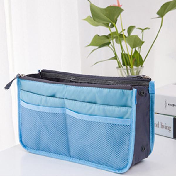DingleLingle丁果時尚包款ღ加厚多功能包中包收納包 13色