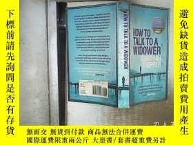 二手書博民逛書店HOW罕見TO TALK TO A WIDOWER 如何與鰥夫交談Y180897 不祥 不祥