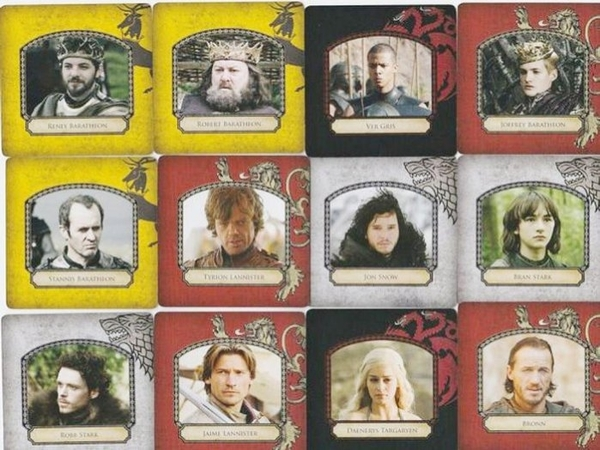 【Gokids 玩樂小子】權力的遊戲 Game of Throne:Westeros Intrigue