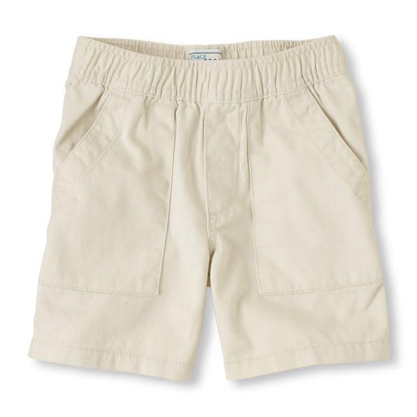 Place短褲  男童基本款短褲