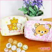 《新鮮貨》拉拉熊 正版 仿皮質 方型 零錢包 小物包 B10192