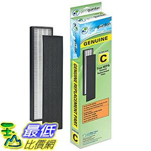 [美國直購] GermGuardian FLT5000 濾網 GENUINE True HEPA Replacement Filter C 適 AC5000 系列 空氣清淨機  _T42