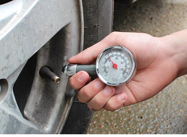 汽車輪胎金屬胎壓計 胎壓表 氣壓計 氣壓筆 輪胎安全測量計